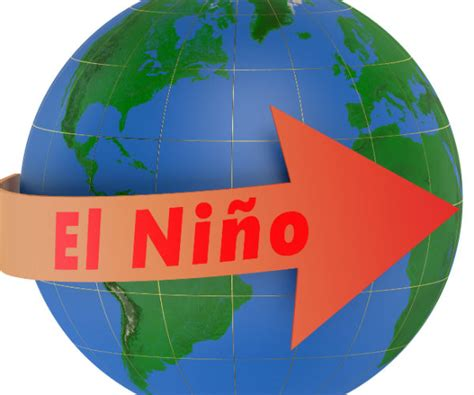 New Elnina el nino is