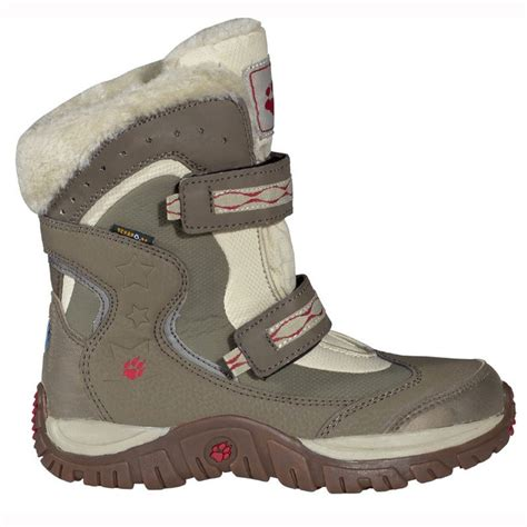 snow boot wolfskin snow flake snow boot terra