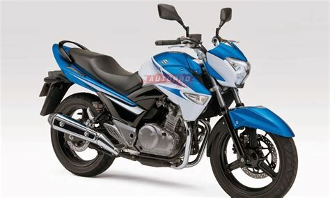 Suzuki Inazuma by The Suzuki Inazuma Stated For A Possible January 2014