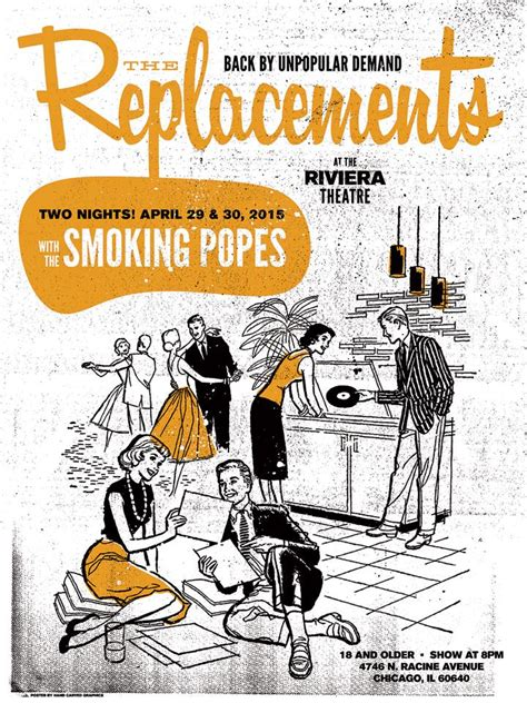 lyrics the replacements the popes open for the replacements in chicago