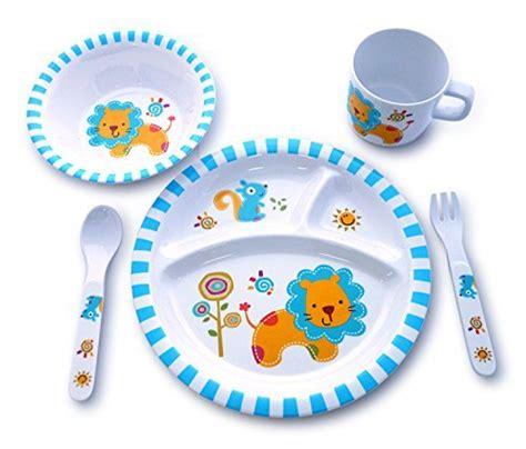 Baby Meal Set bamboo meal set plate set toddler dinner set eco friendly bamboo