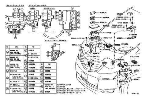 Colum Stir Toyota Alphard Vellfire Original toyota alphard engine diagram designer