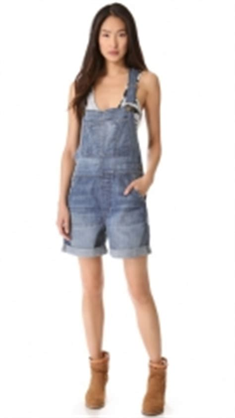Overall Denim Panda wornontv callie s panda top and denim shortalls on the fosters maia mitchell clothes