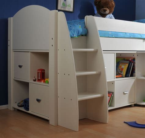 Stompa Beds Mid Sleeper by Stompa Mid Sleeper Rondo 1 Cabin Bed Stompa Next Generation