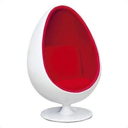 The Egg Chair by Chairs In Shapes The Egg Chair Retro Furnishing