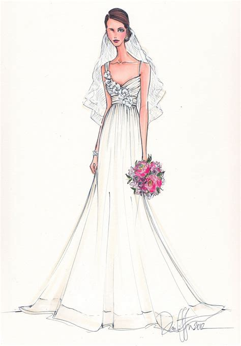 405 best images about dresses to draw on Pinterest