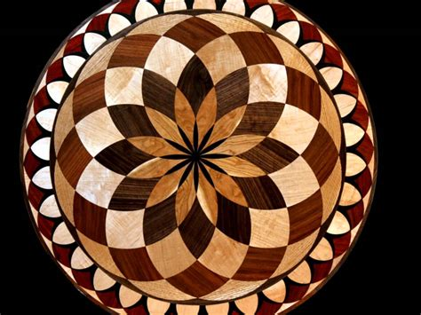 woodworking inlay patterns wood floor medallions inlay designs