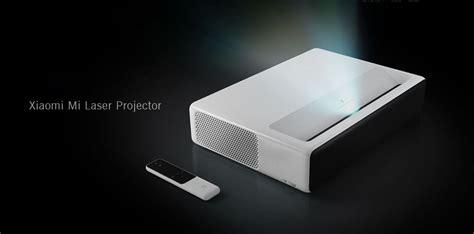 Proyektor Xiaomi xiaomi mi ultra 5000 ansi lumens laser projector
