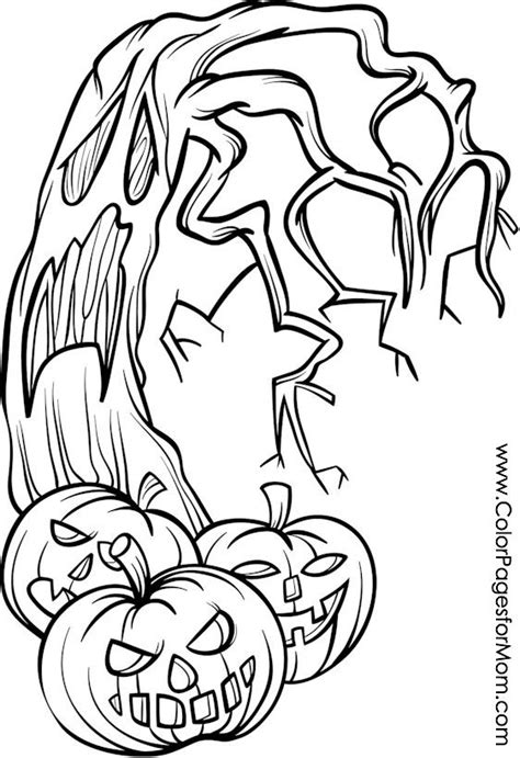 halloween coloring pages jack o lantern 364 best dise 241 os halloween images on pinterest