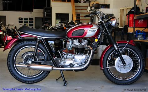 Classic Motorrad by Triumph Classic Motorcycles