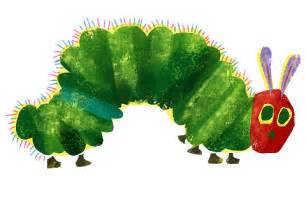 Story of the hungry caterpillar we did art on animals like the hungry