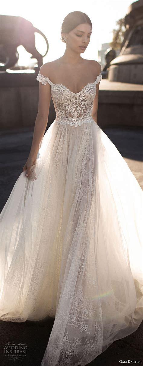 23 Stunning Wedding Dresses for 2018