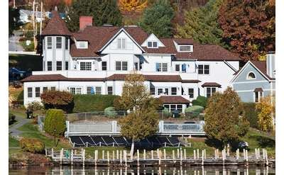 great lake george hotels & motels: village, waterfront & more