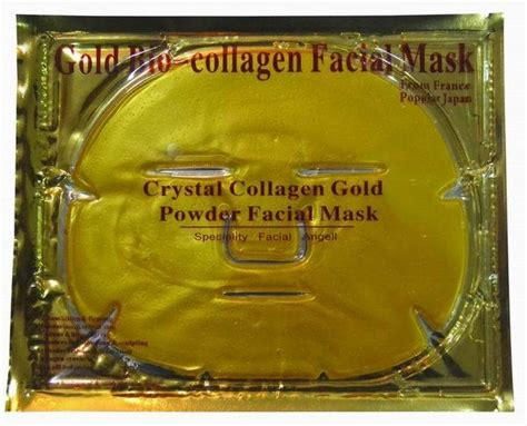 Nano Gold Mask china nano gold mask anti wrinkle cosmetics sm 001