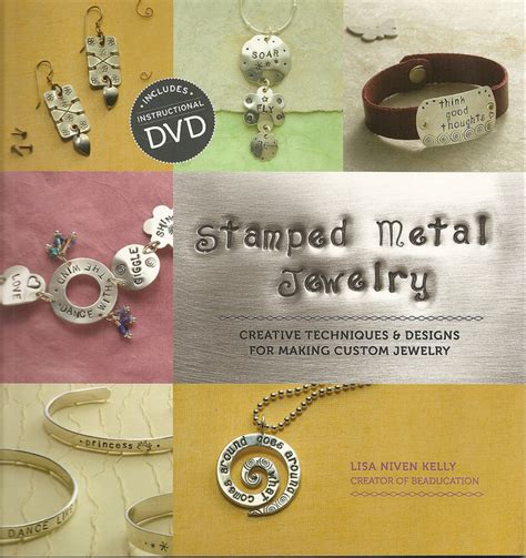 jewelry books free sted metal jewelry book allfreejewelrymaking
