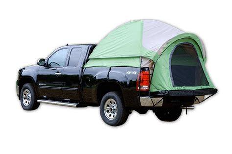 pickup truck awning napier backroadz truck tent 5 5 tall canopy provides plenty of
