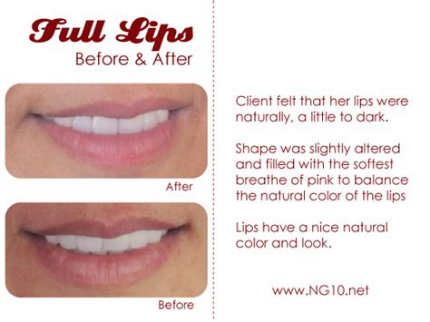 tattoo to make lips bigger permanent makeup cost naturally gorgeous