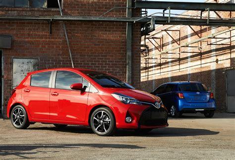 Toyota Yaris Recall 2015 Toyota Yaris Recalled For Suspension Problem