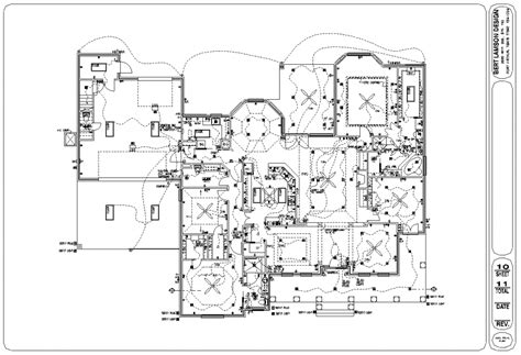 electrical floor plans bert lamson design electrical plan