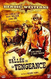Film Cowboy La Vengeance   la vall 233 e de la vengeance film 1951 western