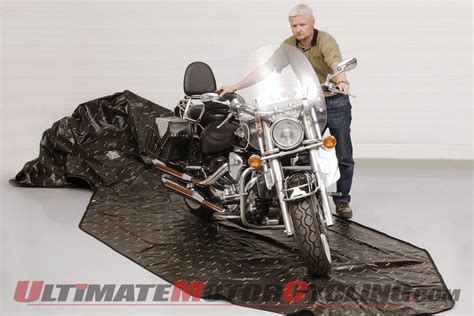 Zerust Motorcycle Cover   Motorcycle Review and Galleries