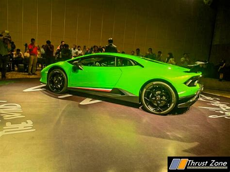 New Lamborghini Huracan 2018 New Lamborghini Huracan Performante Launched In India