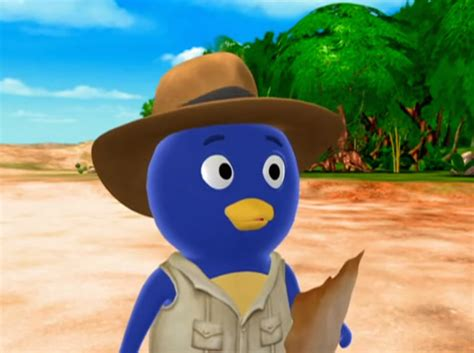 Backyardigans Flying Rock Desert Quester Pablo The Backyardigans Wiki Fandom