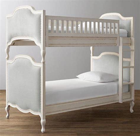 Upholstered Bunk Bed Upholstered Bunk Beds Latitudebrowser