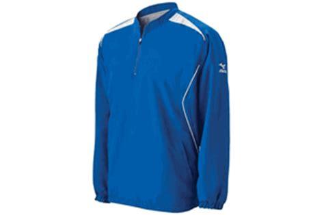 Hoodie Jaket Mizuno Unisex youth baseball jackets coat nj