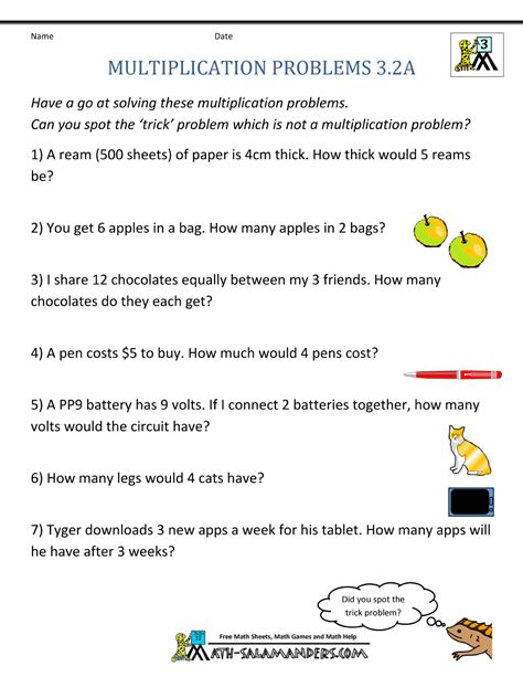 printable math worksheets word problems 3rd grade addition and subtraction word problems worksheets 3rd