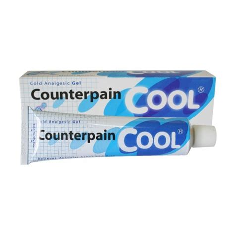 Tiger Balm Active Gel Cool counterpain cool tiger balm