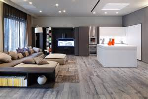 Contemporary Home Interiors by Contemporary Energy Efficient Sample House By Andrea