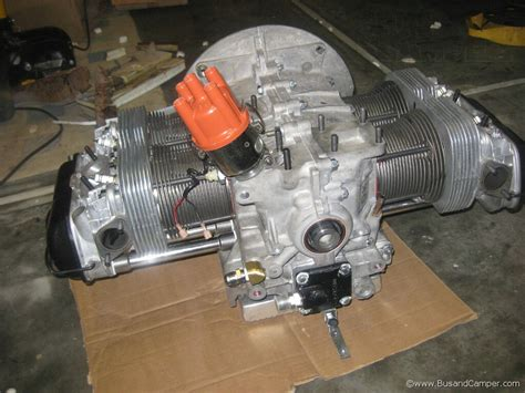 Volkswagen Air Cooled Engine