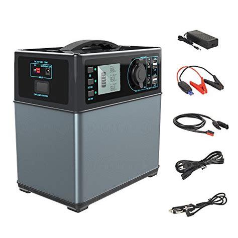 Ac Portable General poweroak powerhouse compact 400wh 12 3lb portable outlet