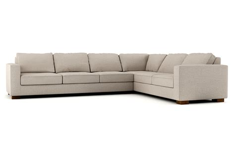 leather l sectional xl viesso