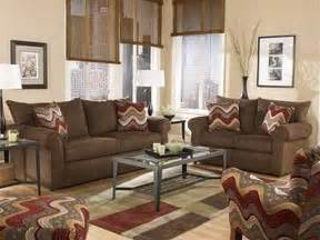 Color Schemes For Living Room With Brown Furniture Brown Living Room Color Schemes Your Home