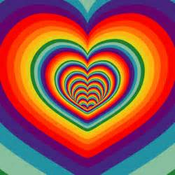 hypnotic heart gif find & share on giphy