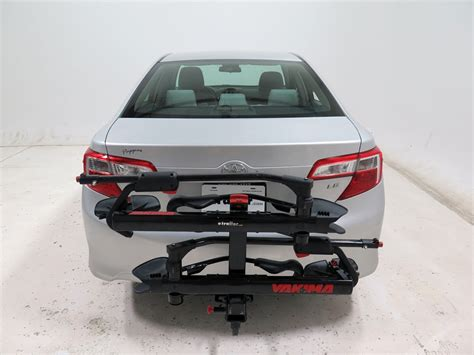 Pontiac Vibe Bike Rack by Pontiac Vibe Yakima Holdup 2 Bike Rack For 1 1 4 Quot Hitches