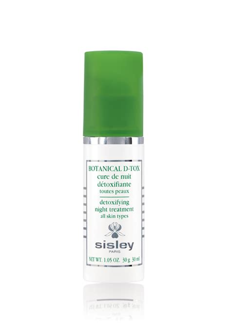 Sisley Botanical Detox by News Botanical D Tox Sisley Cosmetics Style And