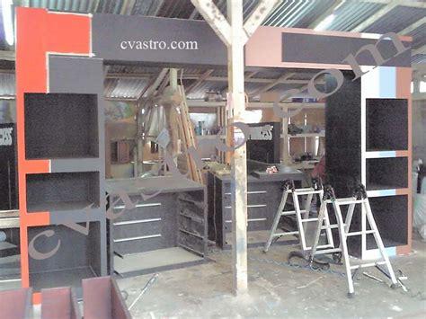 Microwave Di Bali pembuatan booth counter gondola ariston delizia bali
