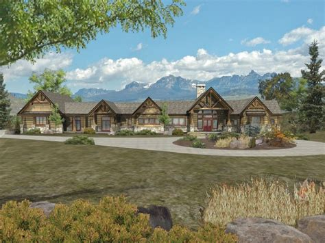 ranch log home plans ranch log homes floor plans luxury mountain log homes