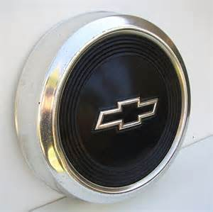 Vintage hubcaps chevrolet cars collectibles by oceansidecastle