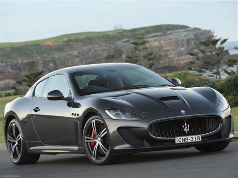 Maserati Granturismo 2014 by Maserati Granturismo Mc Stradale 2014 Picture 15 1600x1200