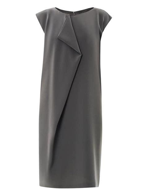 Max mara Renna Dress in Gray   Lyst