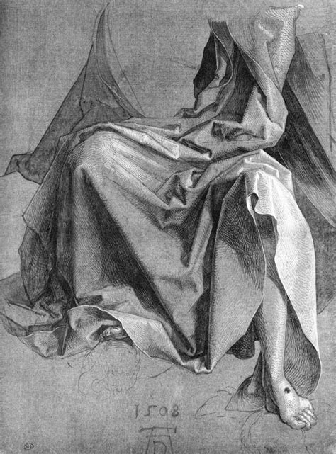 d d drapery traditional art drapery on pinterest albrecht durer