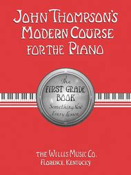 Buku Piano Thompson S Modern Course For Piano 3rd Grade thompson s modern course for the piano the