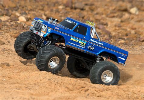 original bigfoot monster truck traxxas bigfoot the original monster truck kopen