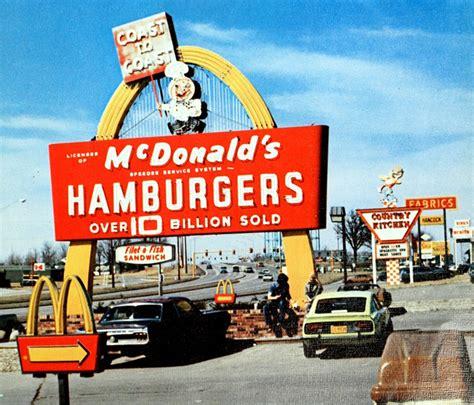 mcdonalds lincoln al you deserve a today 1960s 1980s mcdonald s history
