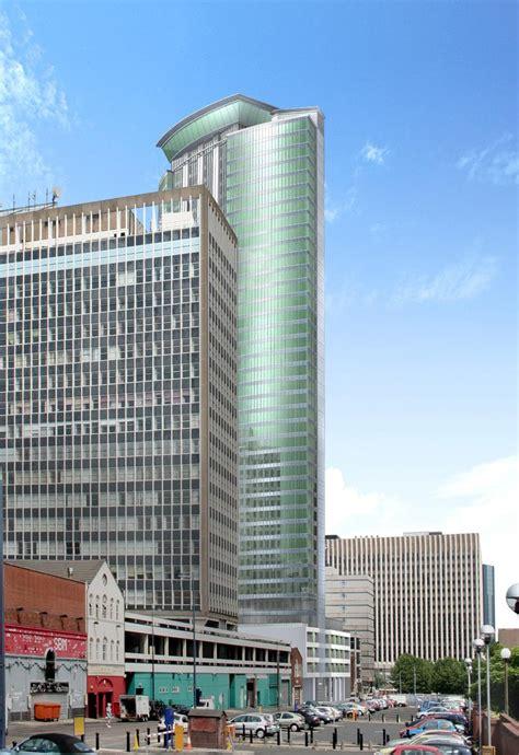 how tall are street broad street tower birmingham skyscrapercity