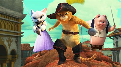 The Adventure Of The the adventures of puss in boots netflix official site